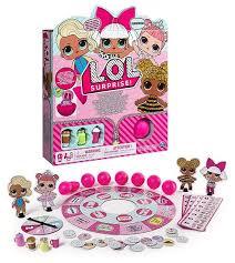 <b>Настольная игра</b> Spin Master <b>L.O.L.</b> Surprise! — купить по ...