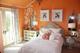 Orange Bedrooms Warm Bedroom Colors 957