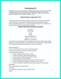 Construction Laborer Resume Examples