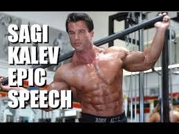 Sagi Kalev Motivation Speech At Beachbody Summit Workout 40 YouTube Amazing Sagi Kalev Quotes
