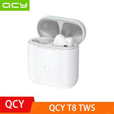 2020 <b>NEWEST</b> QCY <b>T8 TWS bluetooth</b> Earphones ENC Noise ...