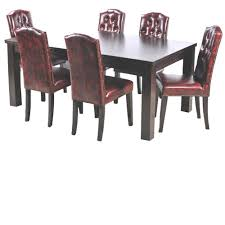 dining table furniture bazaar. chesterfield 7 pce dining table furniture bazaar