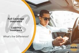 Full Coverage Insurance Vs Liability Insurance BriteBee Auto Impressive Liability Car Insurance Quote