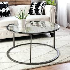round metal coffee table with wood top circle coffee table with storage full size of table