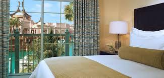 Luxurious One Bedroom Villas At The Harborside Resort Atlantis - Atlantis bedroom furniture