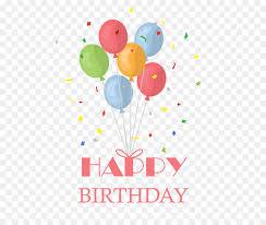 Birthday Business Cards Wedding Invitation Paper Birthday Business Card Book Balloon Png