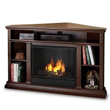 best modern corner fireplace tv stand