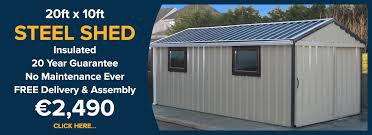 Small Picture Steel Sheds Steel Garages Garden Sheds Timber Sheds Metal