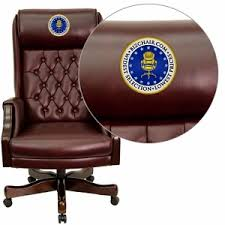 tufted leather executive office chair. Modren Executive Flash Furniture Embroidered High Back Traditional Tufted Burgundy Leather  Executive Office Chair Throughout K
