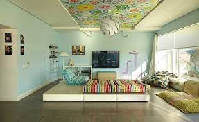 floral wallpaper pattern for ceiling decoration