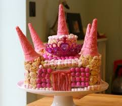 Princess Castle Cake Mummy Mishaps