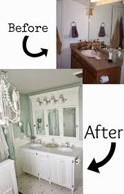 Glamorous 20+ How To Paint Bathroom Cabinet Doors Inspiration ...