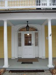 dutch colonial exterior doors. exteriod door covered porch dutch colonial | society and its legacy: william paine\u0027s house exterior doors