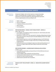 It Sow Template Firefighter Resume Sow Template Firefighter Resume Templates Best