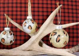 Leopard Decorative Balls DIY Leopard Print Decor and Housewares 48