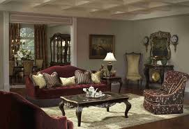Tufted Living Room Set Aico Imperial Court Tufted Living Room Set In Eggplant By Aico For