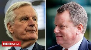 Brexit: Who will blink first in <b>UK</b>-<b>EU stand</b>-off? - BBC News