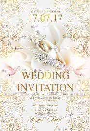 Free Wedding Flyer Psd Templates Download Styleflyers