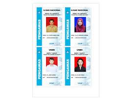 Berikut ini adalah contoh kartu ujian sekolah excel yang bisa digunakan untuk melengkapi administarsi guru yang dapat di unduh secara gratis dengan menekan tombol download. Aplikasi Kartu Pengawas Ujian Nasional 2019 Katulis