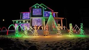 Christmas Lights Trista Lights 2016 Christmas Light Show Featured On Abcs The