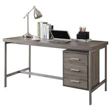 wood office cabinet. Grey Wood Finishes Impart A Calm, Neutral Tone, With Modern Edge. Less Office Cabinet D