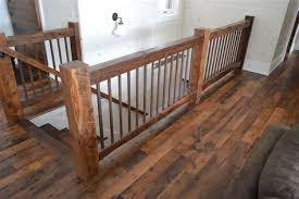 rustic wood stair railing designs rustic stair railing ideas to beautify your house