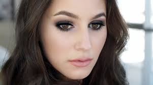 the little black dress of makeup smokey eye tutorial
