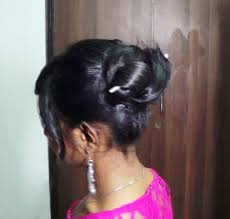Chopstick Hairstyle 2 minutes chopstick hairstyle updo youtube 4448 by wearticles.com