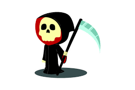 Svg animation loads faster than any other method, which is good for mobile devices. Grim Reaper Halloween Svg Cut File By Creative Fabrica Crafts Creative Fabrica