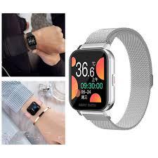 <b>MT28 Smart Watch</b> Men and Women Full Touch - Bovic Enterprises