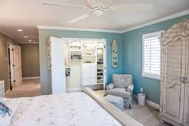 home office in master bedroom. A Sweeping View Of The Entire Master Bedroom And Down Hall To Bathroom Home Office In M