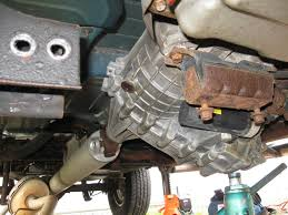2001 Chevrolet Silverado Transmission Cooler Lines Rusted: 1 ...
