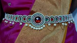 Simple Kamarband Designs Diy Traditional And Beautiful Designer Kamarband Waist Belt For Bridal