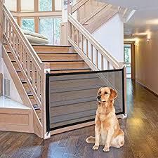 Es gibt viele möglichkeiten, eine treppe anzulegen. Nibesser Hundebarrieren Tragbar Hunde Turschutzgitter Faltbar Hundeschutzgitter Treppenschutzgitter Absperrgitter Fur Haustier Hunde Katzen Nibesser Amazon De Haustier