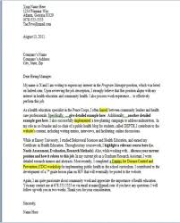 Clinical Research Assistant Cover Letter   The Letter Sample