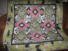 ABBEY LANE QUILTS: It's been a GHASTLY week... | Ghastly Love ... & Oh that Alexander Henry. OR, I guess I should say