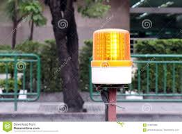 Road Construction Lights Flashing Beacon Lights For Road Works Safety Warning Lights