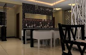 Kitchen Partition Wall Designs Wall Design For Dining Room Best Design News