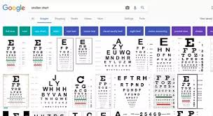 Logmar Snellen Chart Which Font Is Used In Snellen Charts Also Known As Eye Exam