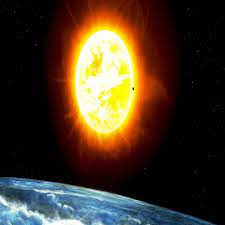 Solar Storm can hit the Earth, which ...