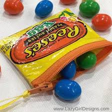 Chocolates Wrappers How To Make A Sweet Candy Wrapper Zipper Pouch