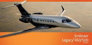 Embraer Legacy 450 500