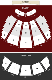 Pioneer Center Auditorium Reno Nv Seating Chart Stage