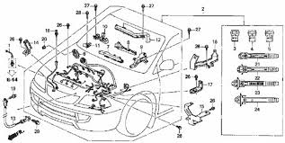 acura tsx engine diagram acura wiring diagrams online