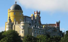 Where Was Jackie Christie's Castle Wedding in Portugal ...