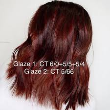 Wella Red Color Chart Wella Red Toner Formula In 2019 Red Hair Color Hair Color