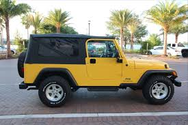 2004 Jeep Wrangler Lj Unlimited - Used Jeep Wrangler for sale in ...