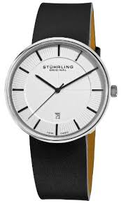 amazon com stuhrling original men s 244 33152 classic ascot amazon com stuhrling original men s 244 33152 classic ascot fairmount stainless steel watch watches