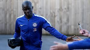 Corona-Angst: Chelsea-Star N'Golo Kante vom Training freigestellt -  Fussball - International - England