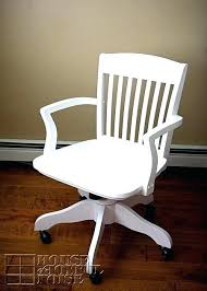 white wooden desk chair. Simple Wooden White Wooden Office Chair Desk Chairs Small    Throughout White Wooden Desk Chair O